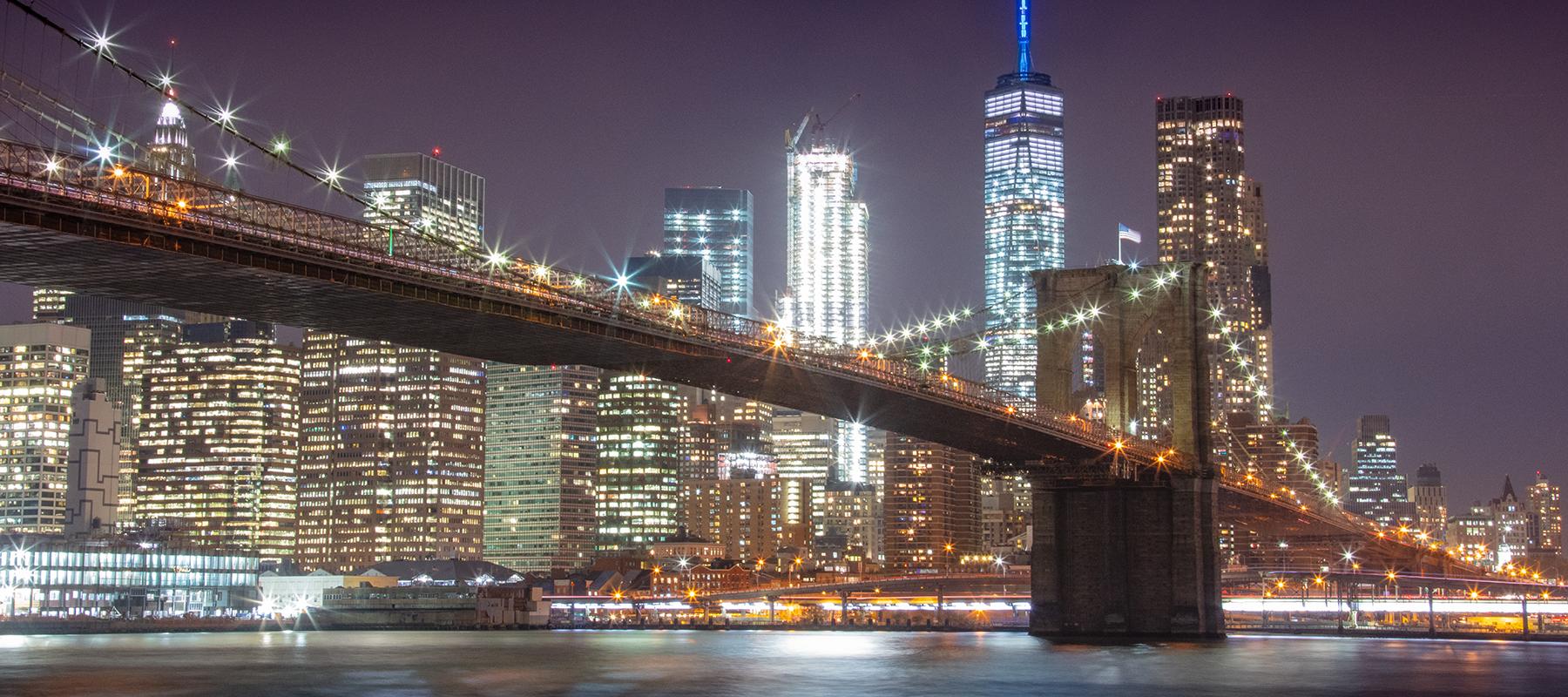 Brooklyn Bridge, New York - Russ Gostelow Photography